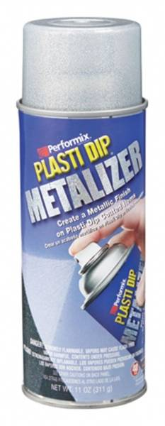 Bilde av Plasti Dip Bright Aluminium Metalizer -