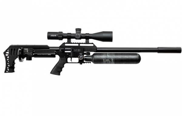 Bilde av FX Impact M3 Sniper - 5.5mm PCP Luftgevær - Svart