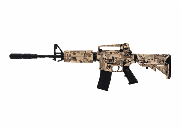 Bilde av Swiss Arms - Mini M4 CAMO - Replica Modell