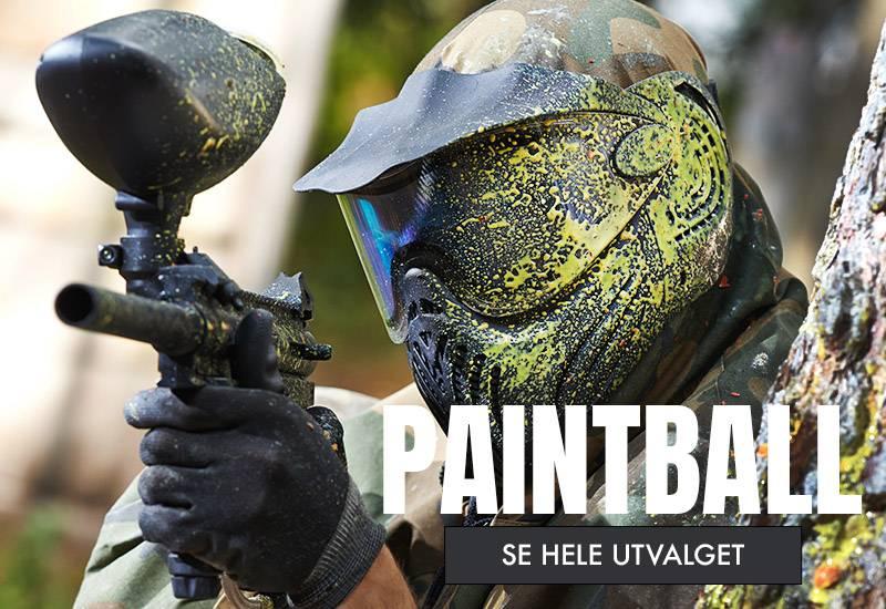 Paintball våpen, markører og pistoler